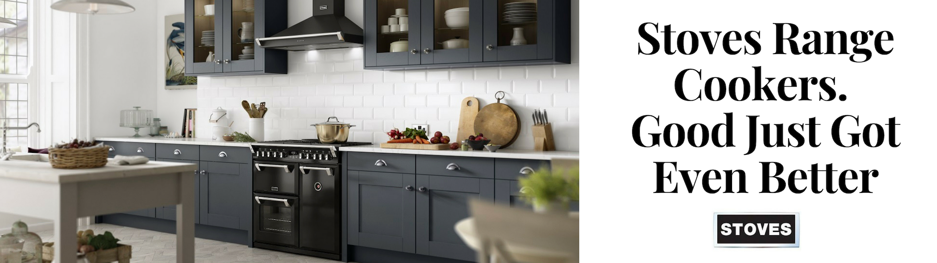 Stoves Range Cookers Blog - Good just got even better
