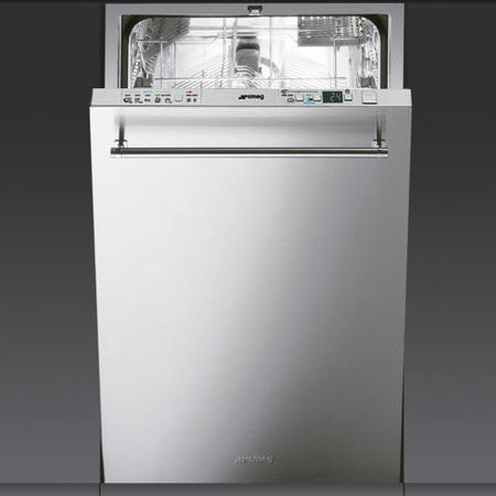 Smeg Built In Fully Integrated 45cm Dishwasher Knees Home
