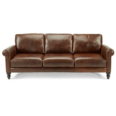 Frazer brown leather sofa_web