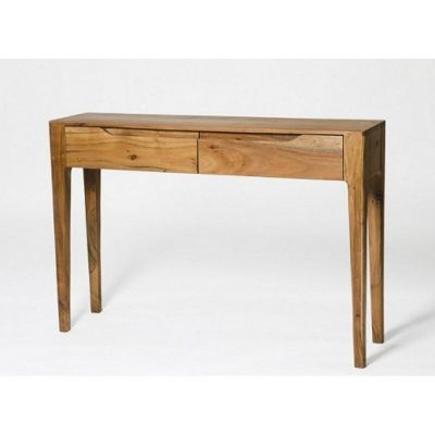 Nolan Acacia Wood Console Table