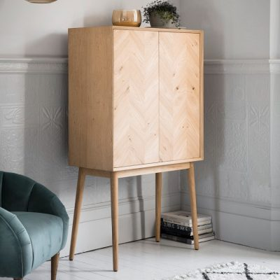 Orla Cocktail cabinet