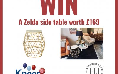 Facebook Competition – Win a Zelda side table