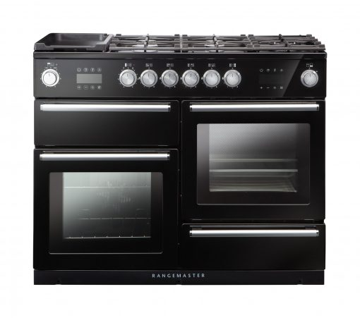 Nexus Steam Oven_Black_119760