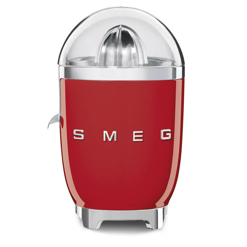 Image of Smeg CJF01RDUK 50's Retro Style Citrus Juicer