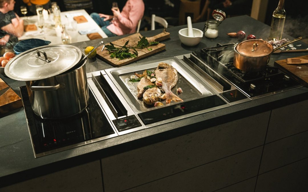Free Neff cooking demo