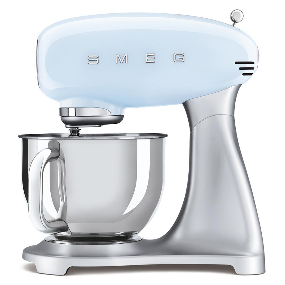 Image of Smeg SMF02PBUK 50's Retro Style Stand Mixer