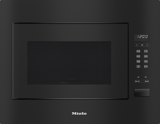 Image of Miele ContourLine M2224SC Built In Compact Electric Microwave Oven