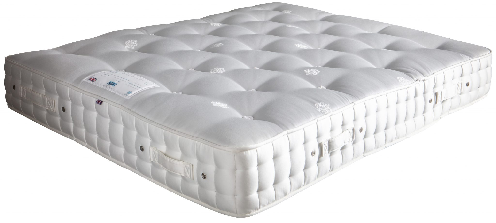 Image of Cashmere Luxe 3200 Pocket Sprung Mattress - Double (Tension: Firm)