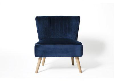 Albie Blue Chair 1