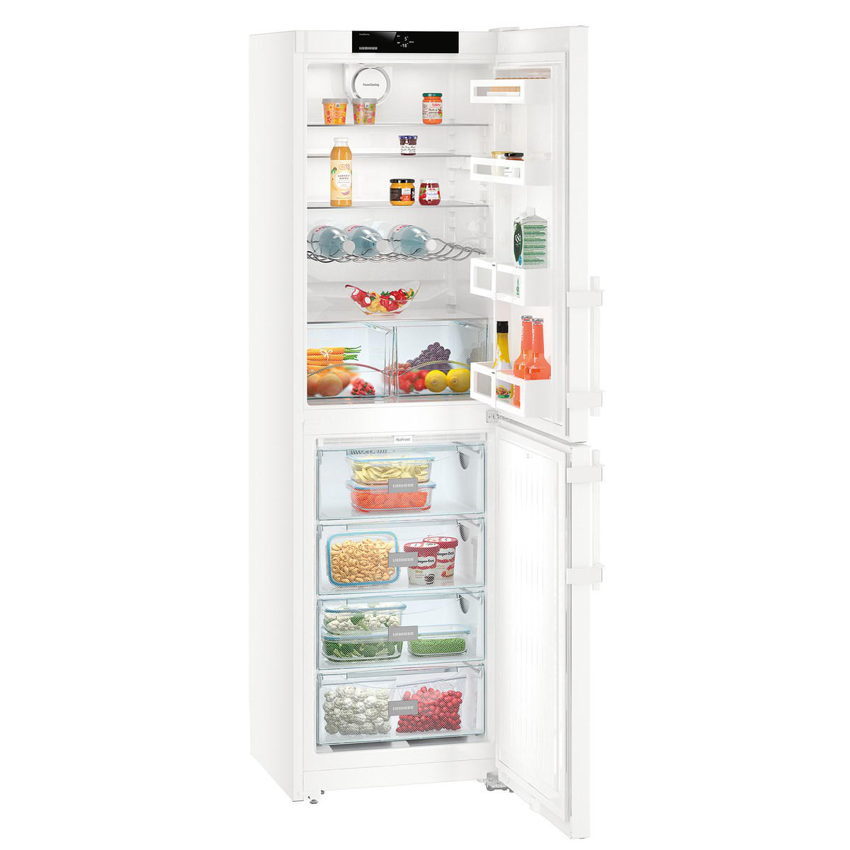 Image of Liebherr CN3915 Fridge Freezer