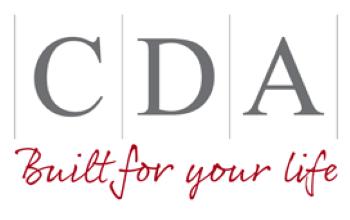 CDA brand logo