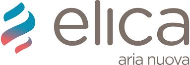 Elica brand logo on white background