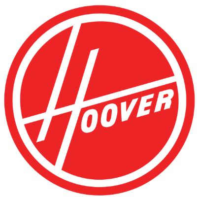 Hoover brand red logo