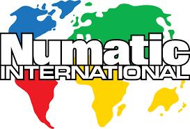 Numatic brand logo