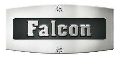 Falcon brand logo