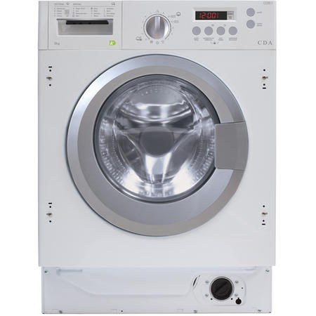 Image of CDA CI361 6kg 1200 Spin Integrated Washing Machine