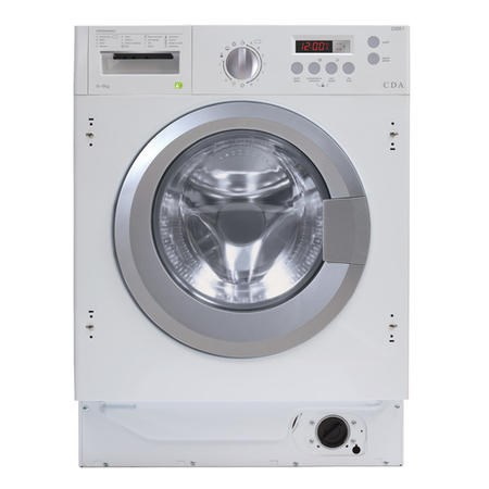 Image of CDA CI981 8kg/6kg 1400 Spin Integrated Washer Dryer
