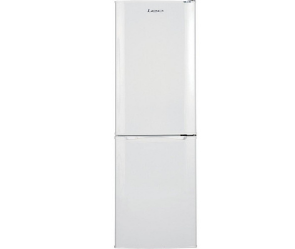 Lec white fridge freezer