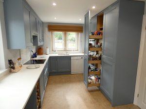 Masterclass Kitchen with storage option