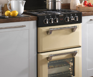 Stoves freestanding cream cooker