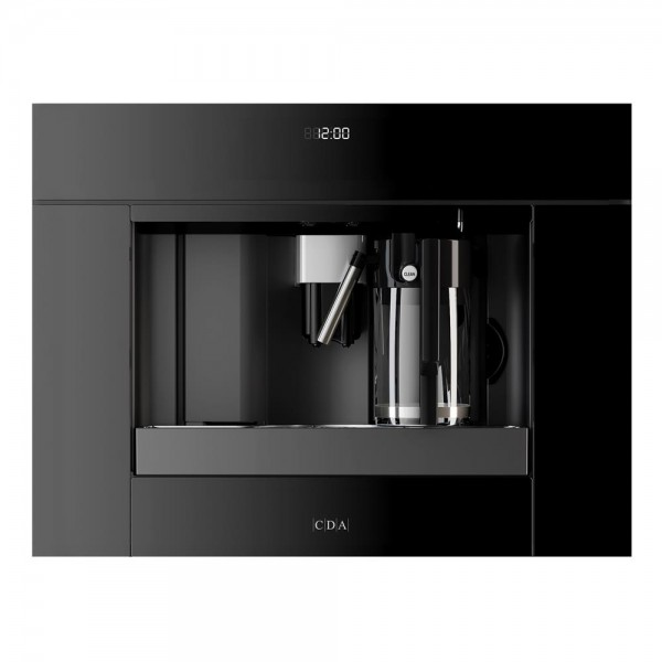 Image of CDA VC820BL Built In Coffee Machine