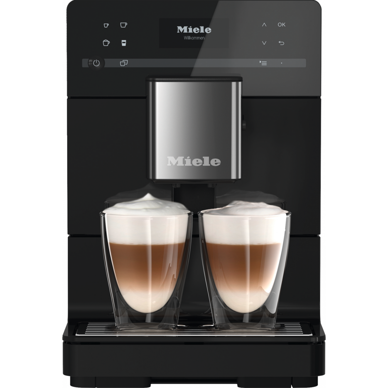 Image of Miele CM5310 Coffee Machine - Obsidian Black
