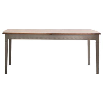 Emily 186cm - 236cm Extending Dining Table