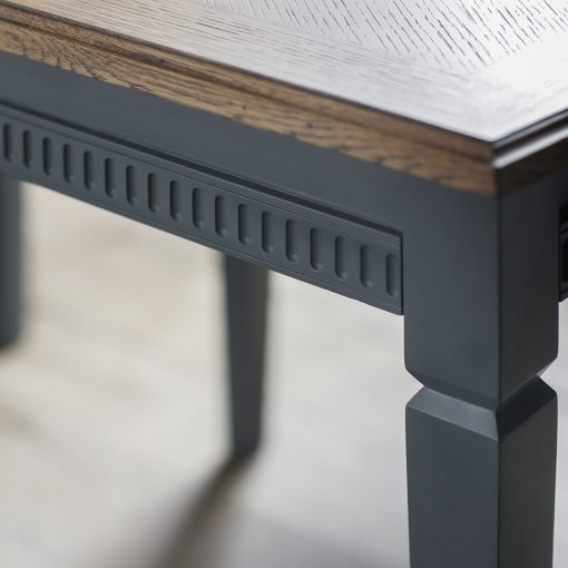 Hellas 186cm-236cm Extending Dining Table