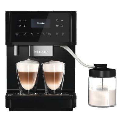 Image of Miele CM6560 Coffee Machine - Obsidian Black