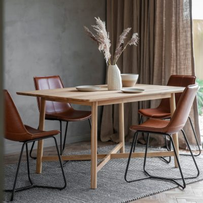 Kingsly 150cm Dining Table Image 1