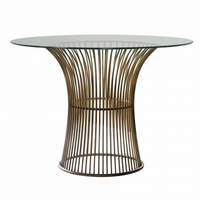 Ledd 110cm Round Dining Table