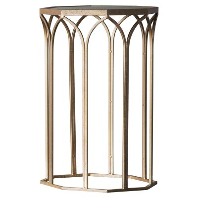Archie Metal Side Table