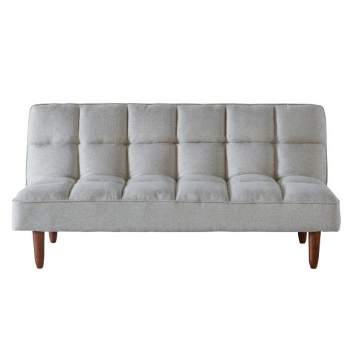 Arvika Fabric 3 Seater Sofa Bed in Cream
