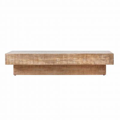 Branson Light Mango Wood Coffee Table