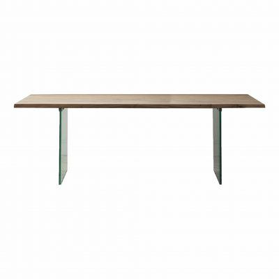 Fern 240cm Light Wood Dining Table