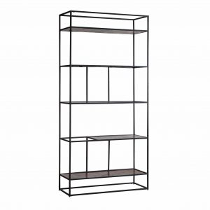 Madson Metal Display Unit in Copper
