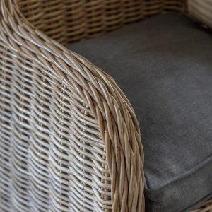 Tubbut Rattan Armchair Image