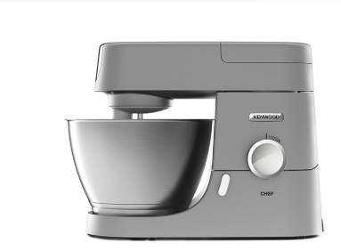 Image of Kenwood KVC3100S Stand Mixer - Silver