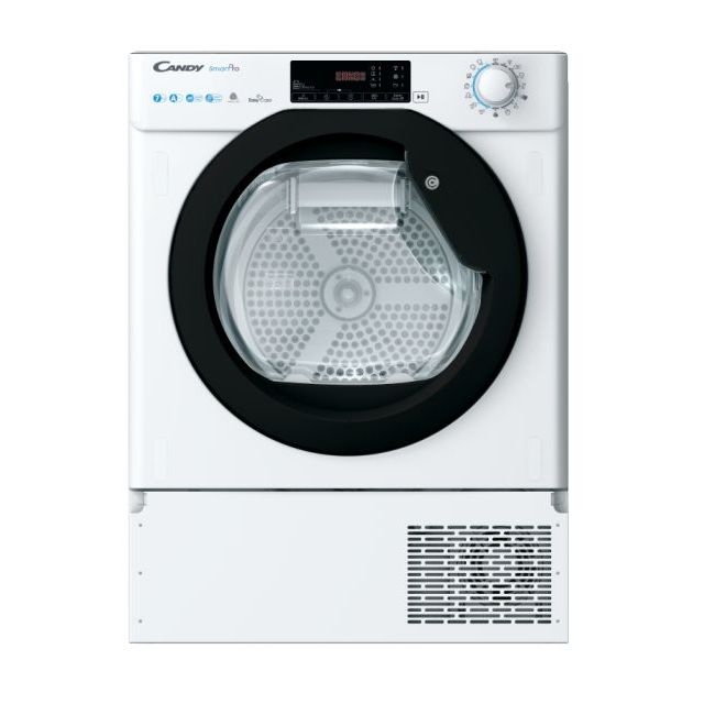 Image of Candy BCTD H7A1TBE-80 7kg Heat Pump Condenser Tumble Dryer