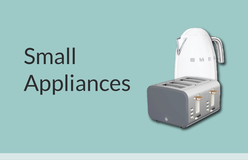 Buyers Guide small appliances