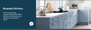 Bespoke Kitchens - Home Page