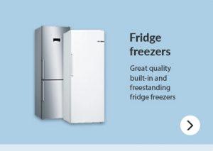 Fridge Freezers -Home Page