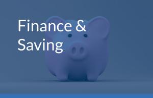 Main finance with image
