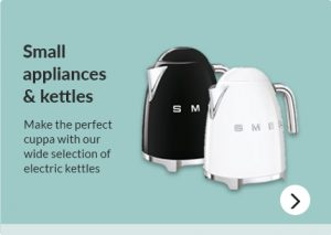 Small Appliances Kettles - Home Page