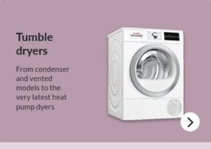 Tumble Dryers - Home Page