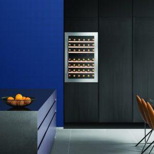 Caple WC6511 88cm Integrated In Column Dual Zone Wine Cooler