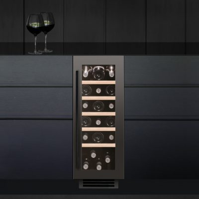 Caple WI3125GM 30cm Undercounter Wine Cooler