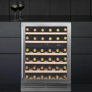 Caple WI6135 60cm Undercounter Dual Zone Wine Cooler