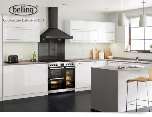 Belling Cookcentre 90DFT Review