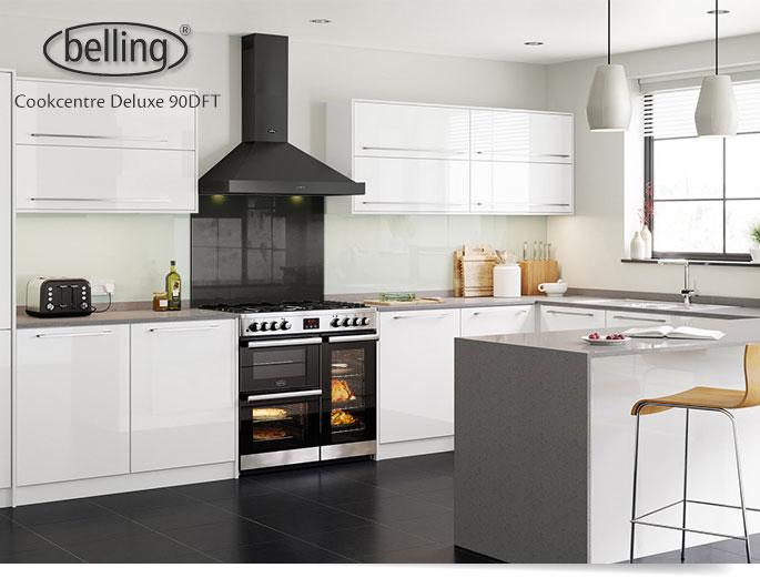 Belling Cookcentre 90DFT Range Cooker Industry Review